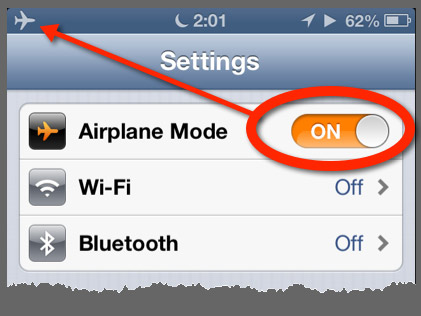what is airplane mode on my iphone 7 hacks to take of your smartphone 7882