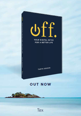 Digital Detox Book: OFF