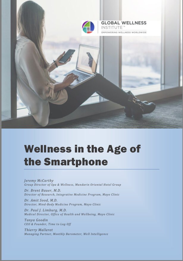 Digital Health: Wellness in the age of the Smartphone