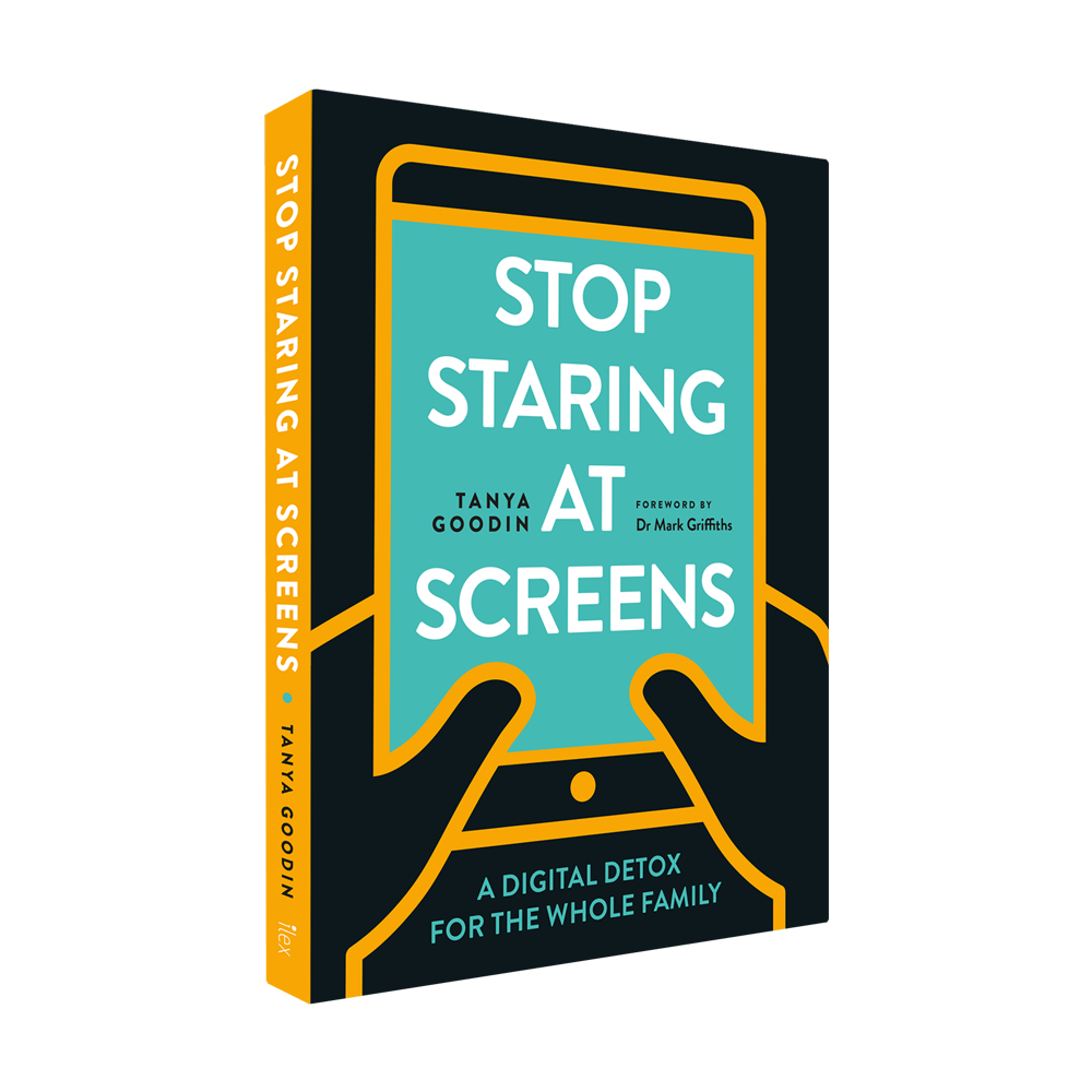 The right age to get a smartphone: Stop Staring at Screens