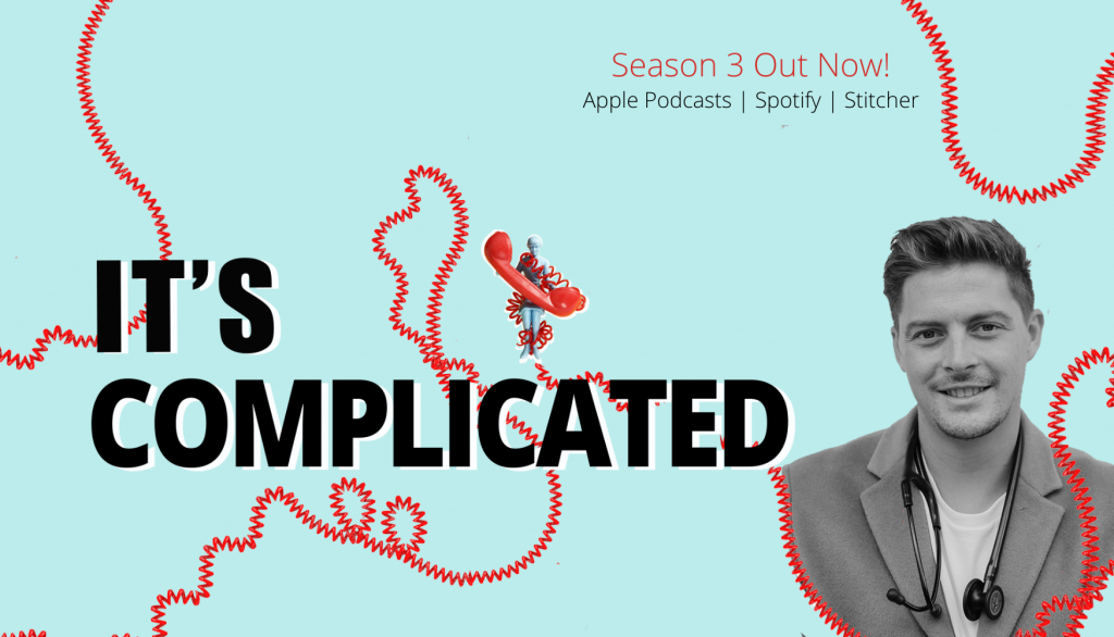 Digital Detox Podcast: It's Complicated launches Season 3