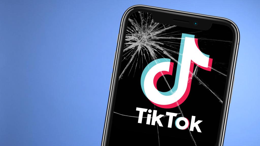 screen time: avoid TikTok