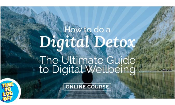 digital detox expert