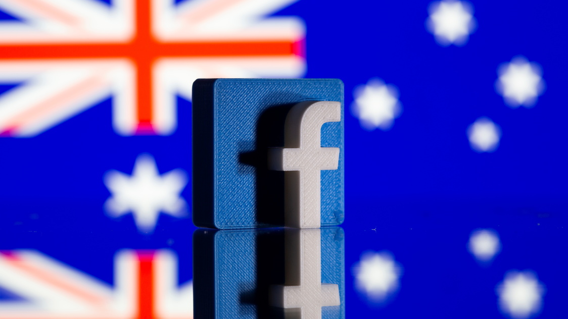 big tech versus big media in australia